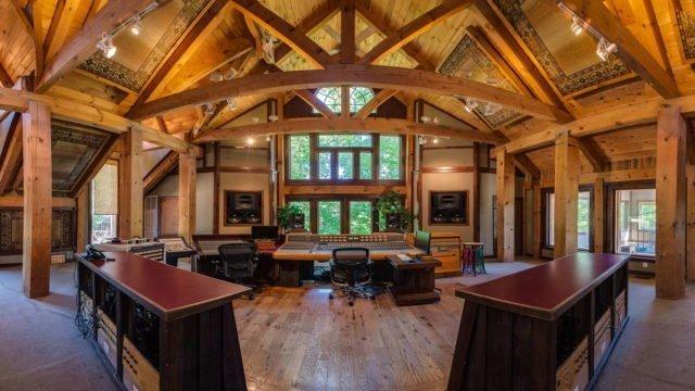 "Dark Horse Recording ""The Lodge"" Control Room"