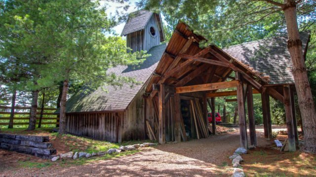 Dark Horse Recording Tool Barn