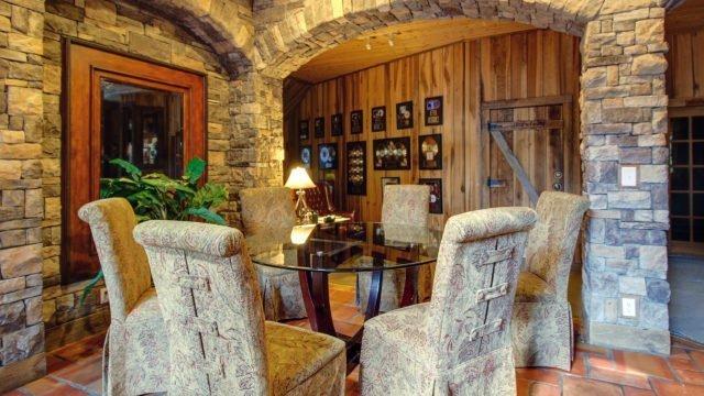 Dark Horse Recording Main Estate House Dining Room 1