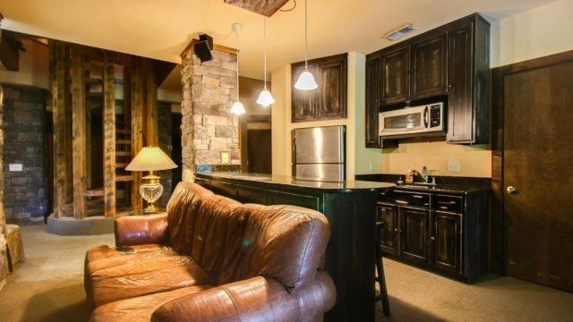 Dark Horse Recording Main Estate House Tack Room Kitchen