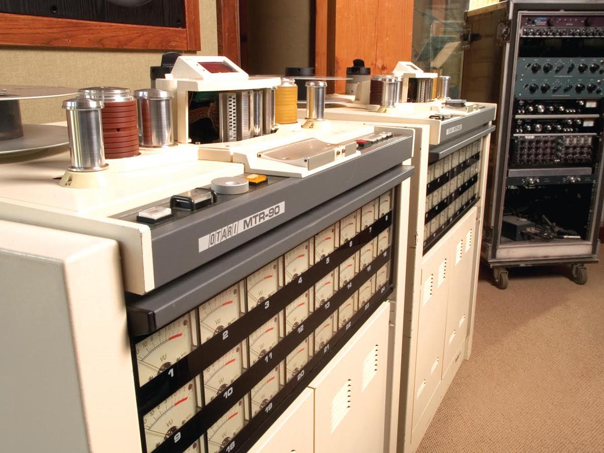 Dark Horse Recording Otari MTR-90