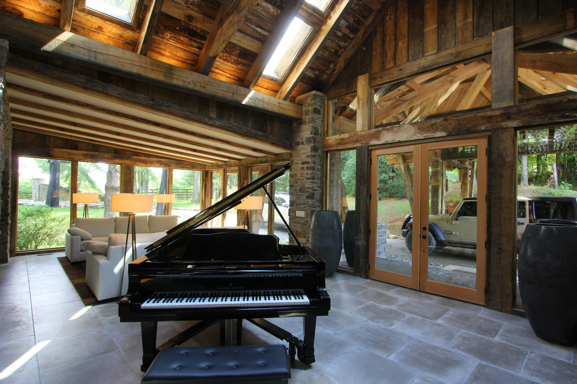 The Cottage Piano