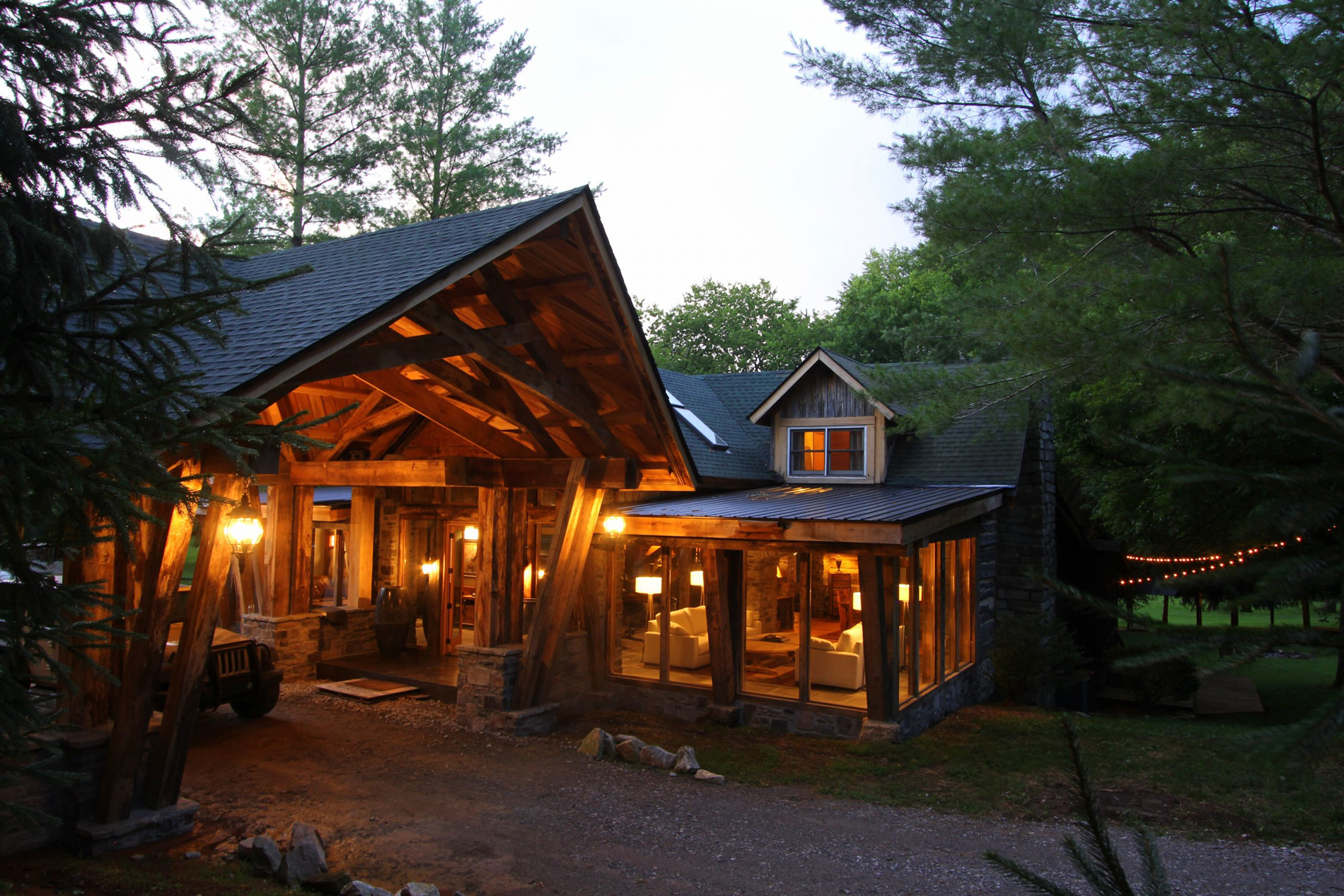 The Cottage Outside