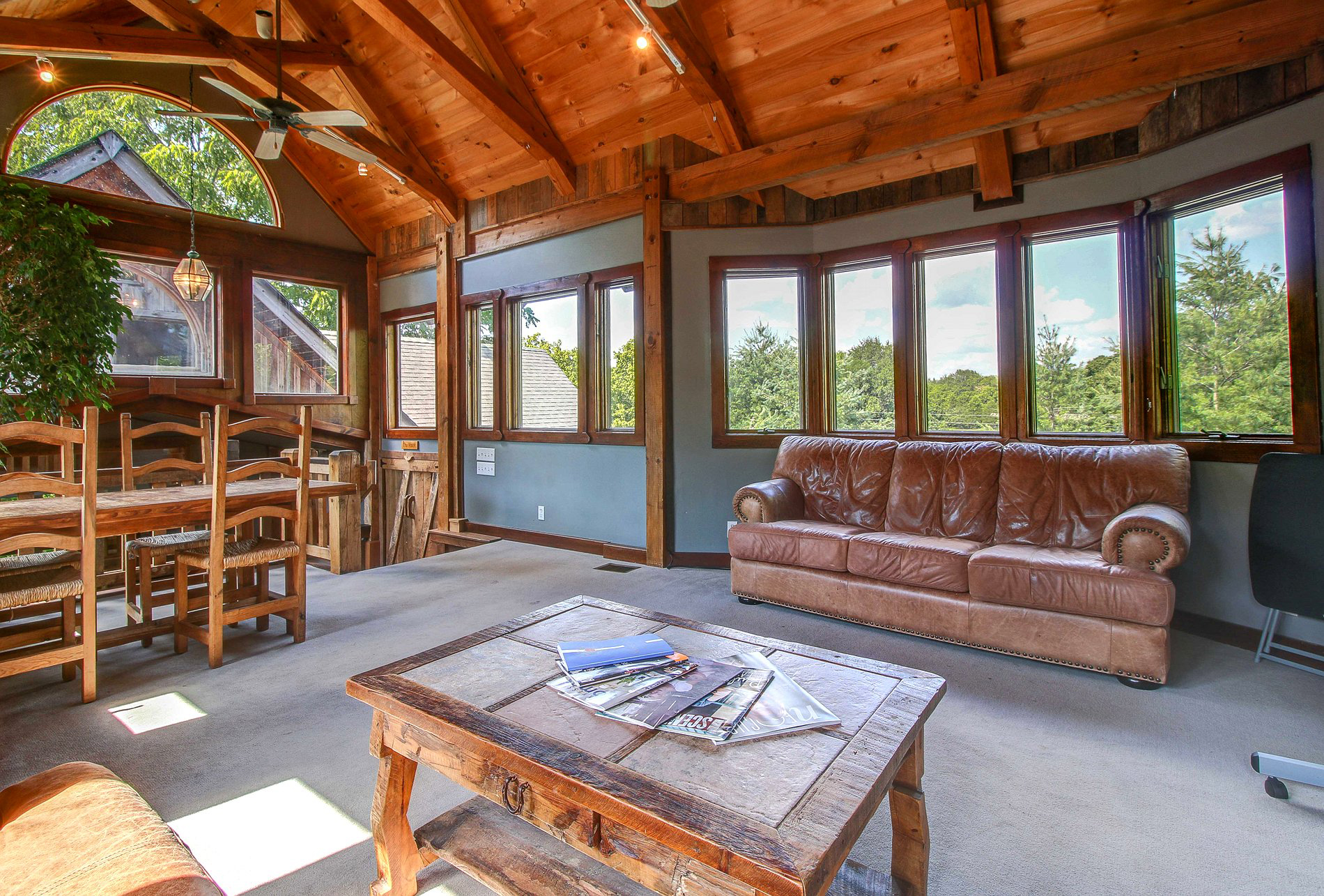 The Lodge Lounge 1