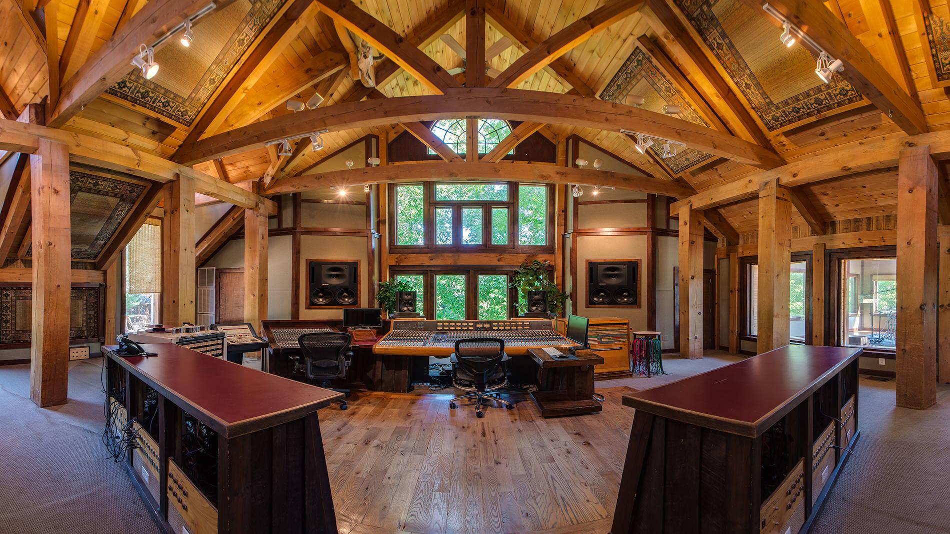 The Lodge Control Room