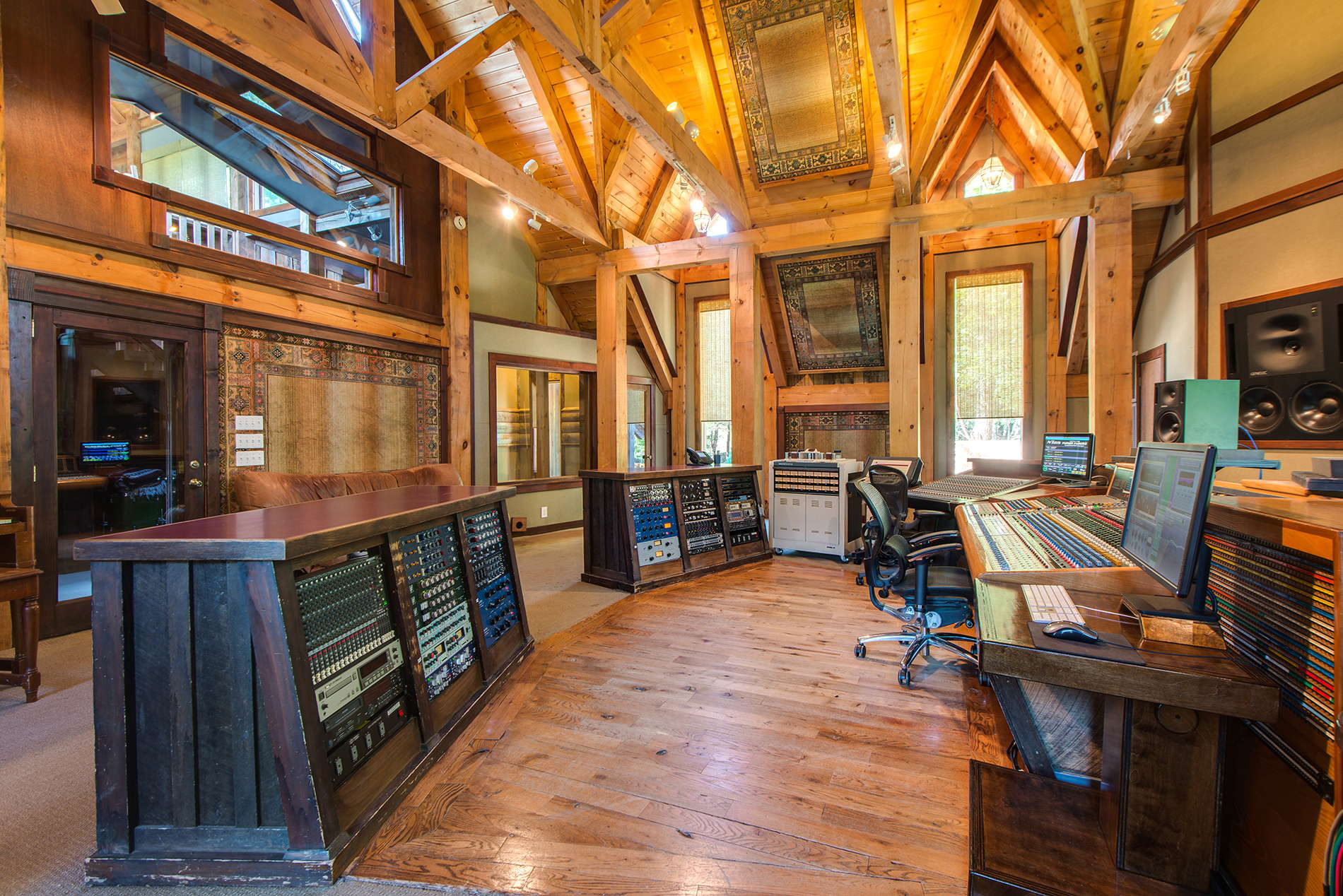 The Lodge Control Room